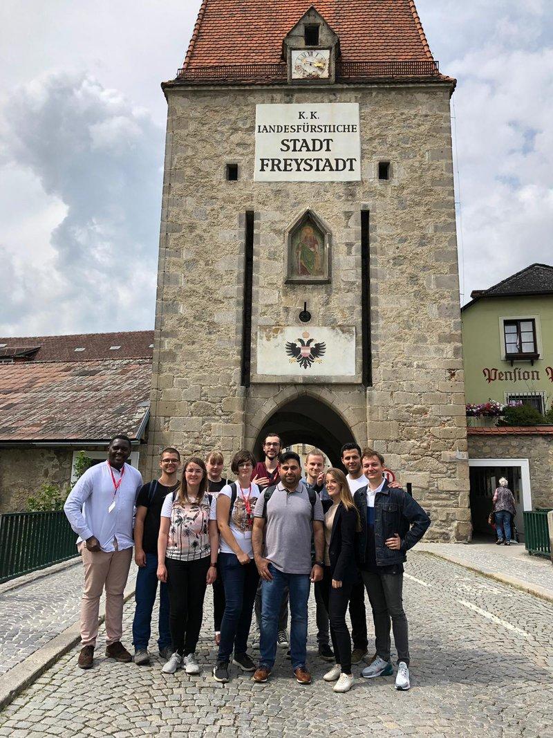 Gruppenausflug in die Pullman City Westernstadt in Passau