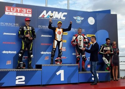 AMM Student Crowned European Supermono Champion
